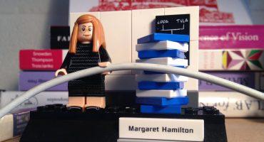 Ideas ganadoras: Una mujer usó los LEGO como sujetadores de cargador