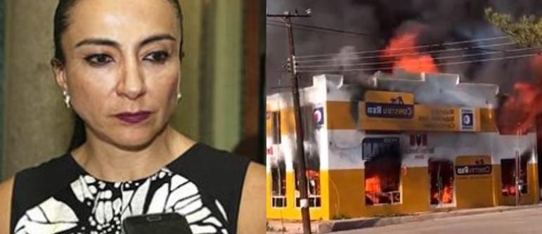 Grupo armado incendió casas, negocios y secuestró a la aspirante a regidora de Ignacio Zaragoza, Chihuahua