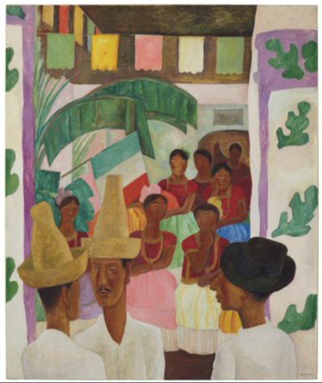 """Diego Rivera - """"Los Rivales"""""""