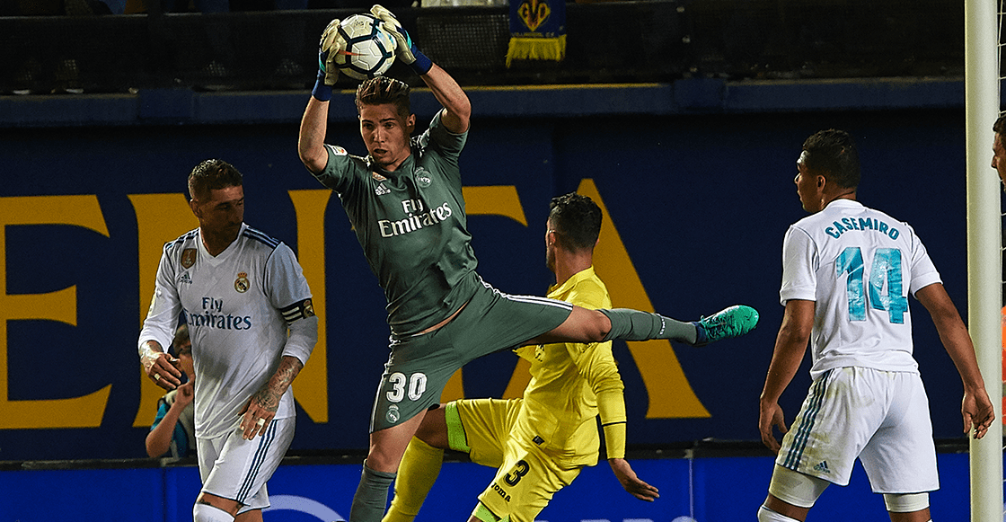 Debut Luca Zidane