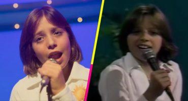SALU2 A LOS ENAMORA2: Así fue el verdadero debut de Luis Miguel en 'Siempre en Domingo'