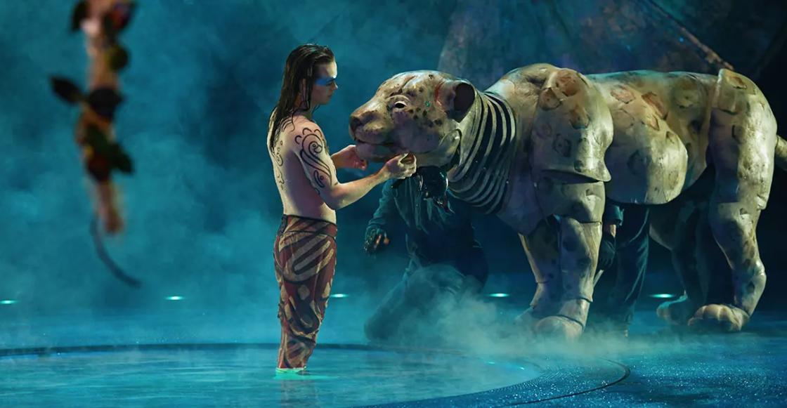 Luzia: Regresa Cirque Du Soleil a nuestro país con un show inspirado en México