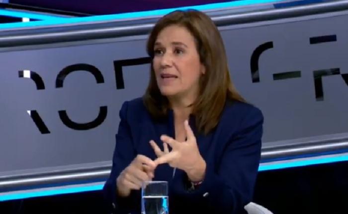 Ya con el spoiler de su renuncia, así estuvo Margarita Zavala en