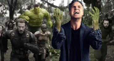 ¿Sabías que Mark Ruffalo había spoileado 'Avengers: Infinity War' en 2017?