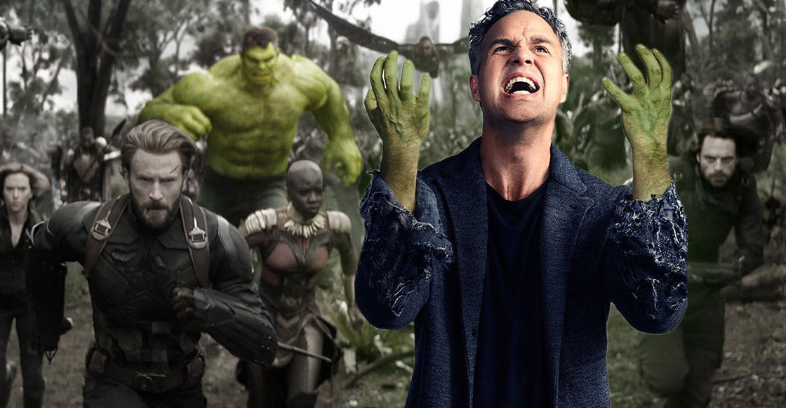 ¿Sabías que Mark Ruffalo había spoileado Avengers: Infinity War en 2017?