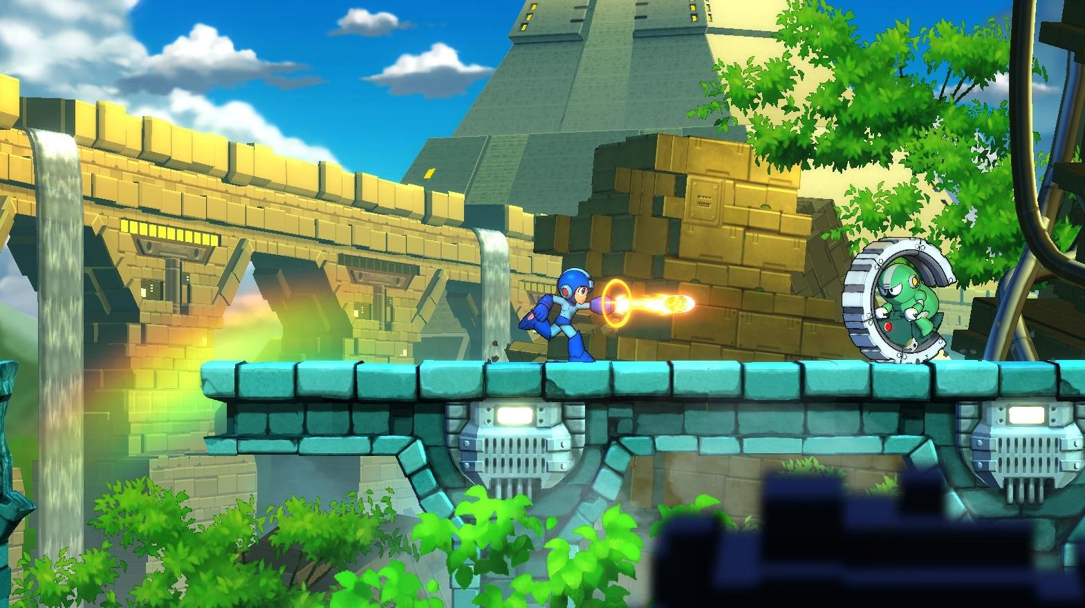 Ya hay fecha de lanzamiento para Mega Man 11