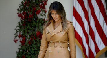 Melania Trump fue intervenida quirúrgicamente por un problema renal