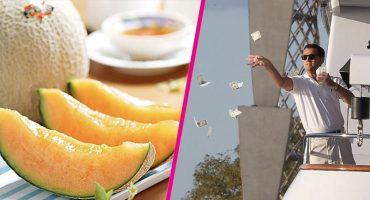 WTF?! En Japón vendieron dos melones por 29 mil dólares