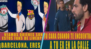 Se acabó la Champions League, pero llegan los memes; pase usted 😎