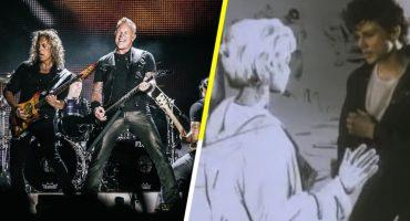 Escucha el cover que Metallica hizo de 'Take On Me'