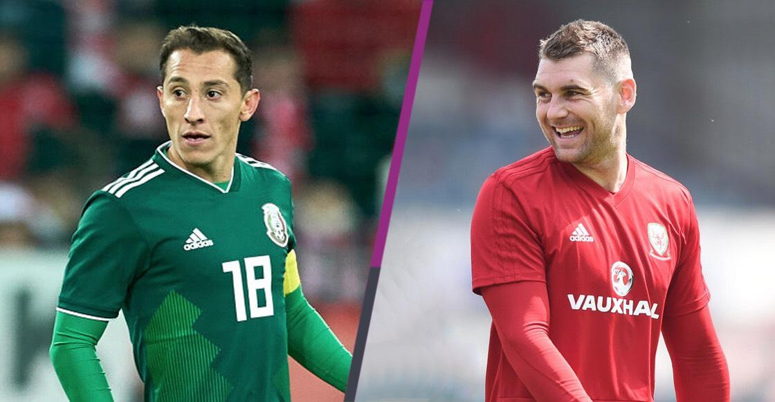 Acá te dejamos las alineaciones de México y Gales en el amistoso previo a Rusia 2018
