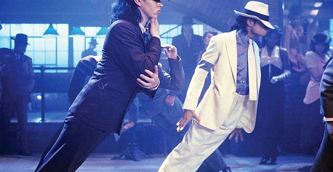 Michael Jackson en Smooth Criminal