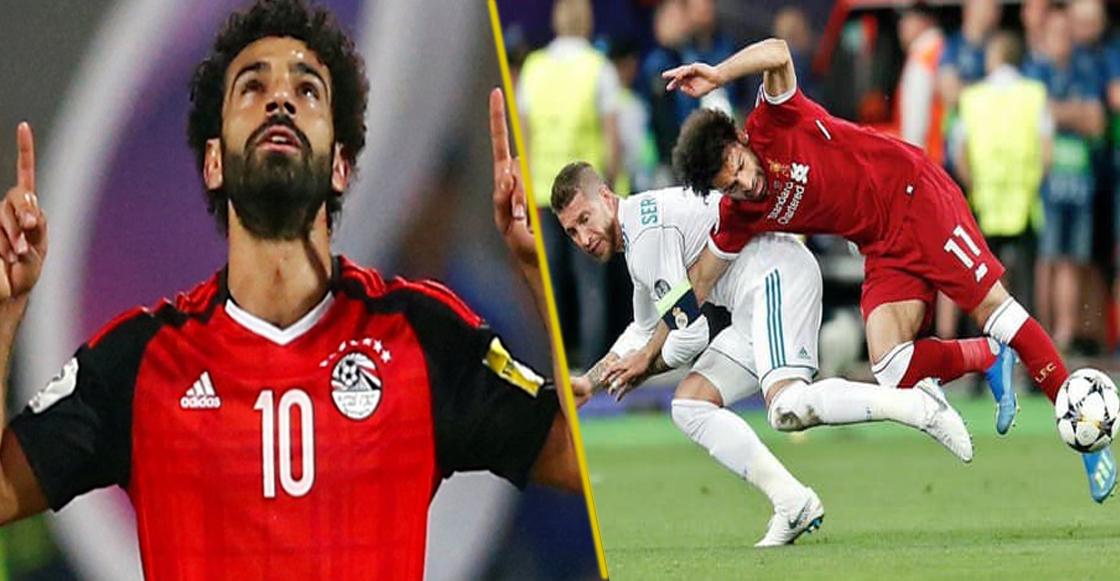 ¡Notición desde Egipto! Mohamed Salah sí estaría en Rusia 2018
