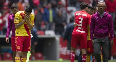 Morelia se quedó a segundos de eliminar al líder Toluca