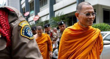 ¡Dalay! Tailandia arresta a decenas de monjes budistas por escándalos ilegales