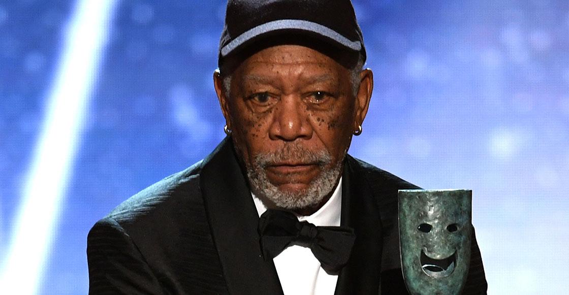 ¡Se va a acabar el mundo! 8 mujeres acusan a Morgan Freeman de acoso sexual