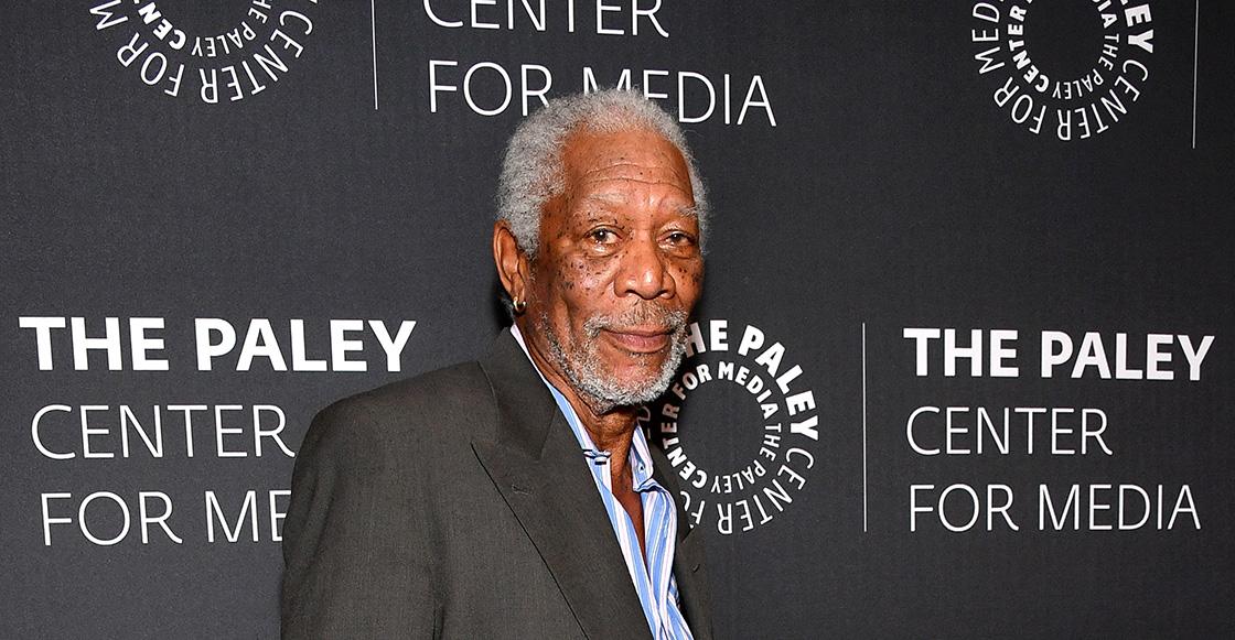 """Morgan Freeman se disculpa con cualquiera que se """"haya sentido incómoda"""""""