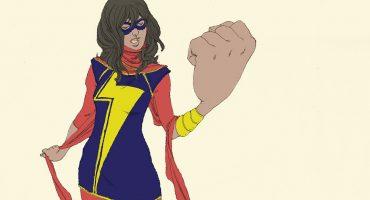 Marvel Studios podría presentar a Ms. Marvel, la primera superheroína de origen musulmán