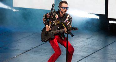 Muse lanza el primer tráiler para su película de 'Drones World Tour'