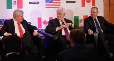Las negociaciones del TLC llegan a un punto crítico; México manda a Videgaray