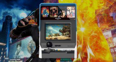 Ya podrás jugar King of Fighters y Metal Slug en versión miniatura... ¡con salida HDMI!