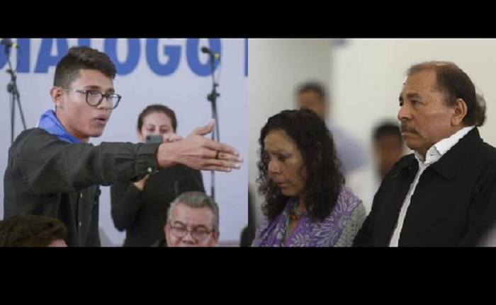 Daniel Ortega en diálogo nacional