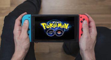 OMG!! Pokémon Go! podría llegar a Nintendo Switch
