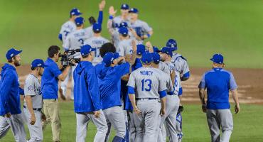 ¡Histórico! Los Dodgers hacen el primer no hitter en México