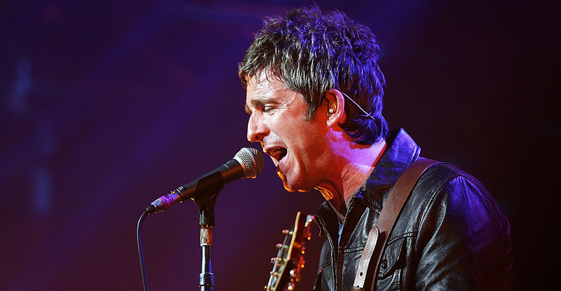 Noel Gallagher en concierto