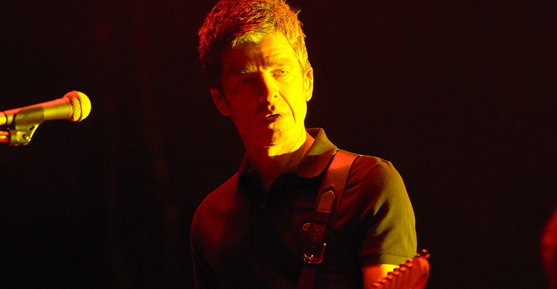 "Noel Gallagher te dará un buen viaje psicodélico con el video de ""She Taught Me How To Fly"""