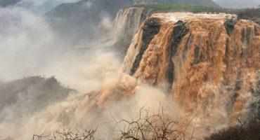 Las imágenes y videos más impresionantes del ciclón que azotó Omán