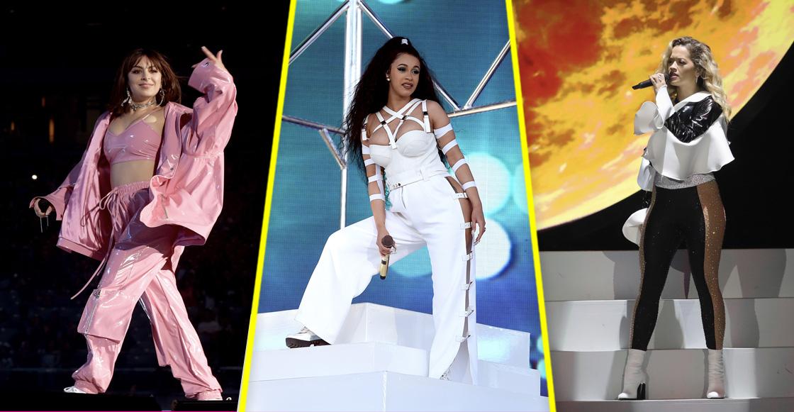 Girl power! Rita Ora, Cardi B, Charli XCX y Bebe Rexha lanzan 'Girls'