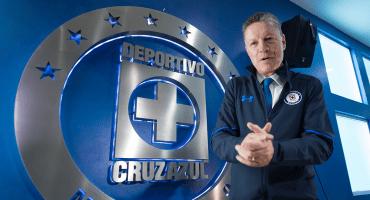 Las mejores frases de Peláez en su presentación en Cruz Azul