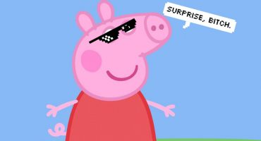 Yo! China prohibe en internet a 'Peppa Pig' por ser demasiado… gangsta'