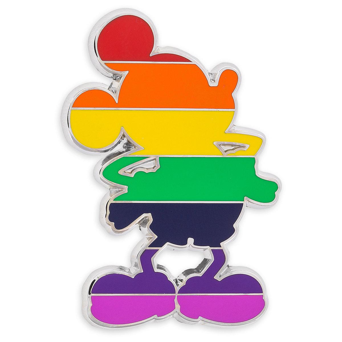 Disney lanza su primera línea de mercancía LGBTQ