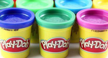 Whaaat?! Hasbro patentó el olor de Play-Doh