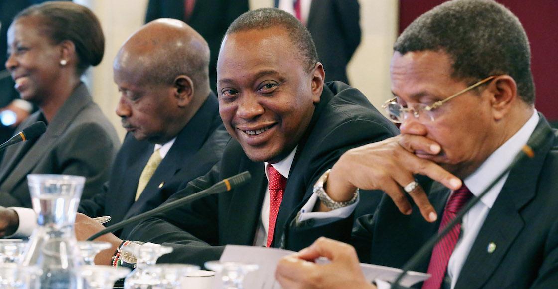 ¿Allá sí pueden? Detienen a 50 en Kenia por corrupción