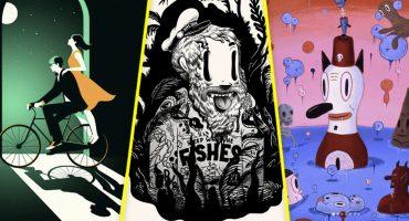 ¿Te lanzas a la Bienal de Ilustración de Pictoline? Por acá te dejamos el calendario de actividades