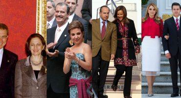 ¿Cuáles son las funciones de la primera dama en México?