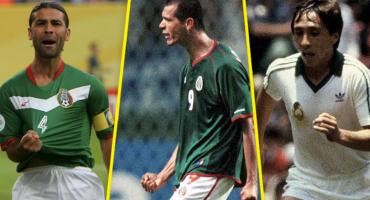 5 héroes de la Selección Mexicana que nos llenaron de orgullo en Mundiales 