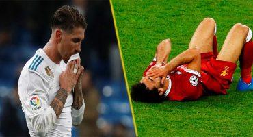 ¡Era lo menos que podías hacer! Sergio Ramos manda mensaje Salah