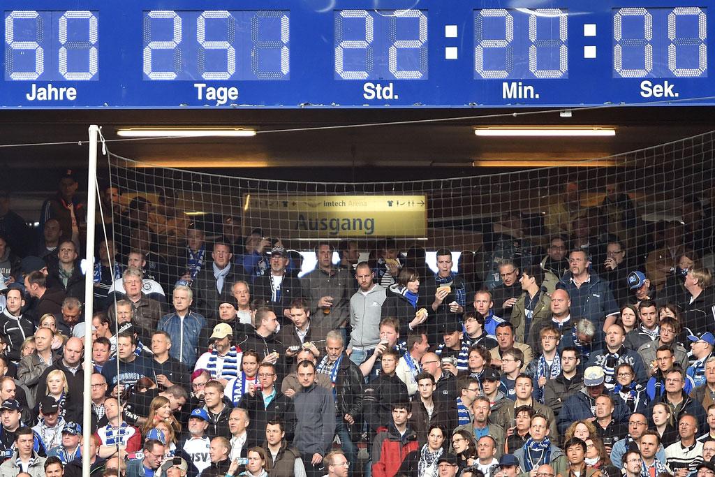 55 años después el Hamburgo desciende a Segunda... ¡Por Primera vez!