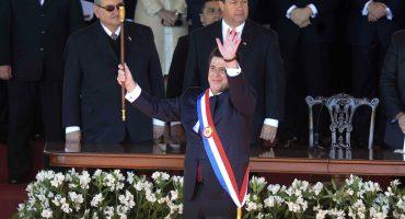 Renuncia Horacio Cartes, el presidente de Paraguay. Ahora será senador