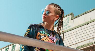Niña Dioz trabajó con el productor de Kendrick Lamar para su nuevo disco