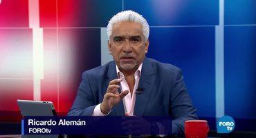 Televisa termina su relación laboral con Ricardo Alemán