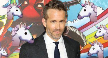 En la nota idiota del día: Ryan Reynolds se viste como unicornio para la TV coreana