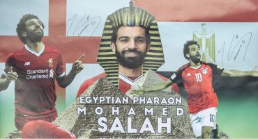 Te salvaste, Ramos: Salah estará listo para el Mundial de Rusia 2018
