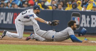 MLB México Dodgers San Diego Padres