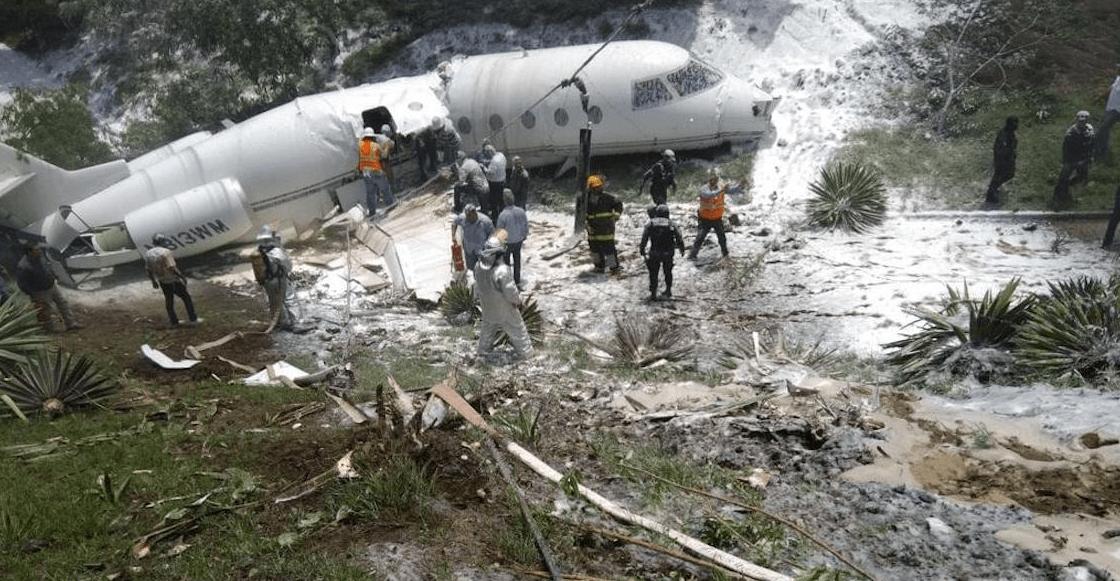 se estrella avión en Honduras, hay al menos 6 heridos