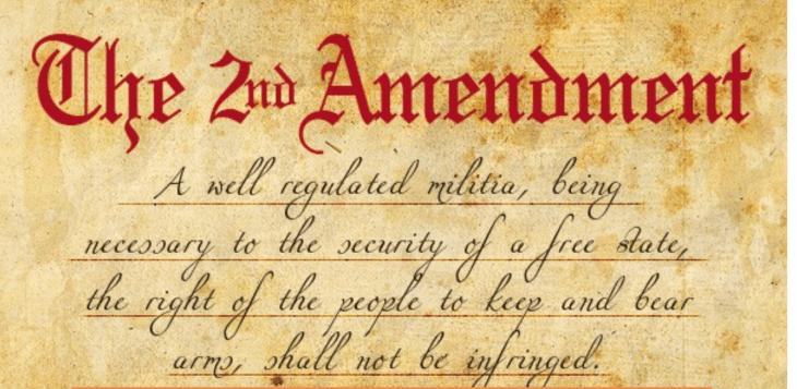 Segunda Enmienda Constitución Estados Unidos